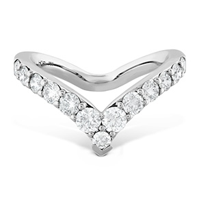 Triplicity Single Pointed Ring